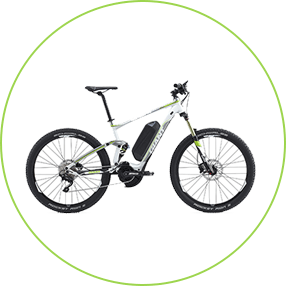 Mountain e-bike - Giant Full-e